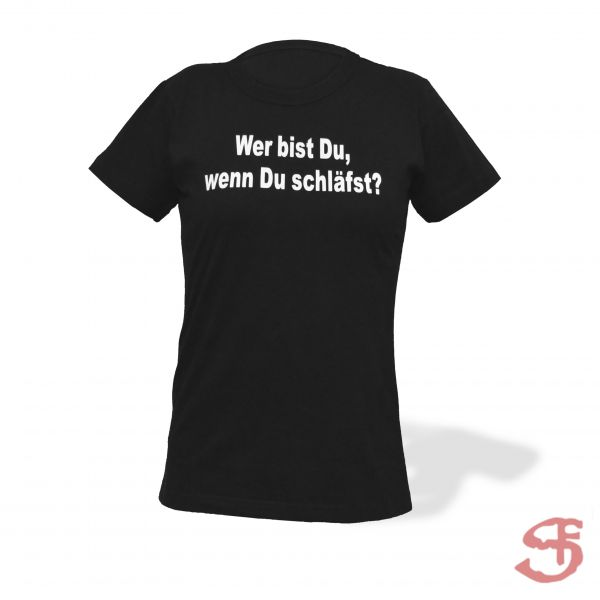 "T-Shirt ""Nachtwandler"" - Ladies"