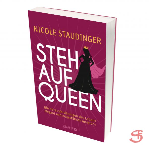 nicole staudinger stehaufqueen sebastian fitzek fanshop. Black Bedroom Furniture Sets. Home Design Ideas